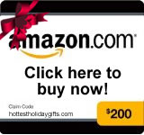 Give an Amazon Gift Card!